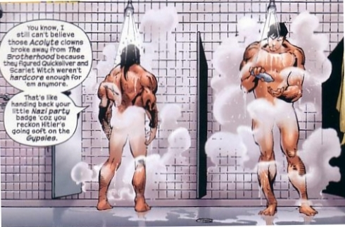 Xmen Showers